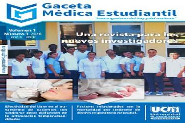 Revista digital Gaceta Médica Estudiantil