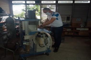 Electromedicina en Camagüey