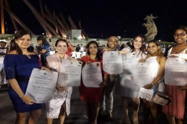 Graduados de la Universidad de Oriente