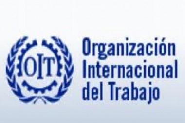 Logo de la OIT