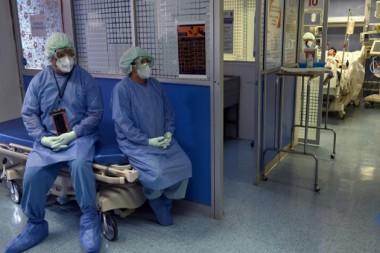 Trabajadores de la salud en México