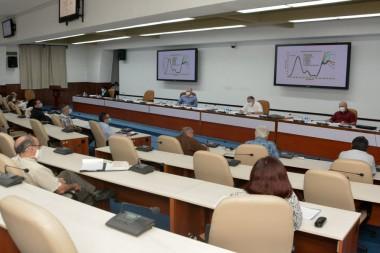 Reunión del Grupo Temporal de Trabajo del Gobierno