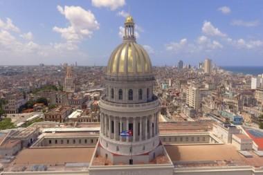 Cúpula del Capitolio Nacional
