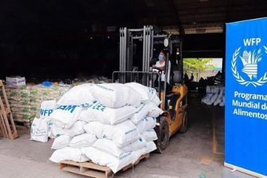 El Comité Nobel noruego señaló que el Programa Mundial de Alimentos ha intensificado sus esfuerzos durante la pandemia. | Foto: EFE
