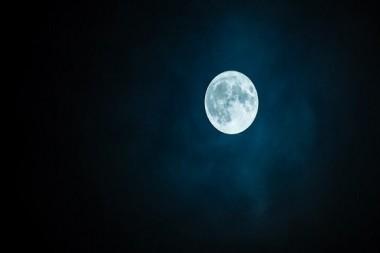 La luna azul, el raro fenómeno cósmico