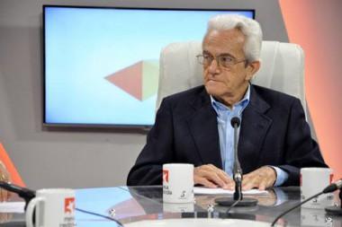 Dr. en Ciencias Históricas Ibrahim Irenio Hidalgo de Paz Foto: Cubadebate