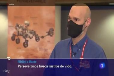 José Antonio Rodríguez Manfredi, investigador del Centro de Astrobiología e investigador principal de MEDA