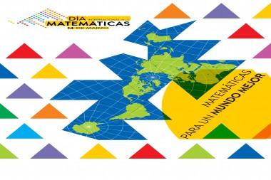 Poster por el Día Internacional de las Matemáticas