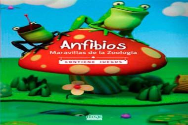 Imagen alegórica  a la multimedia sobre el interesante mundo de los anfibios