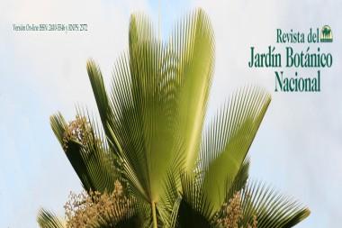Revista del Jardín Botánico Nacional