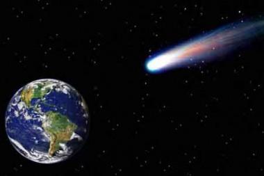 Los cometas se caracterizan como cuerpos celestes fríos y rocosos. Imagen ilustrativa/ PL