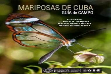 """Libro """"Mariposas de Cuba. Guía de Campo"""""""