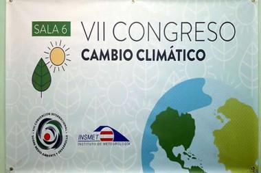 VII Congreso Cambio Climático