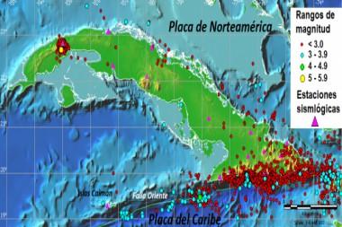 Resumen de la sismicidad en el primer semestre de 2021