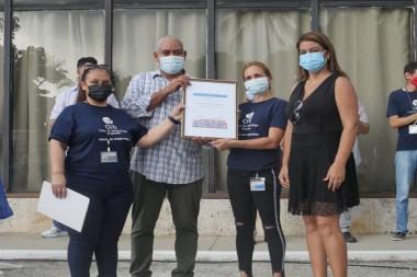 """El Centro de Inmunología Molecular (CIM) recibió la condición de """"Centro Distinguido Nacional"""". Foto: CIM."""
