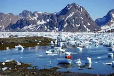 Groenlandia. Foto: Archivo.