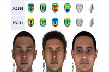 Caras de momias egipcias a partir de su ADN de 2.000 años de antigüedad