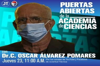 Dr. Oscar Álvarez
