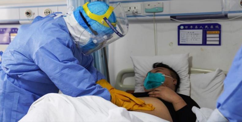 Primer caso de coronavirus en América Latina
