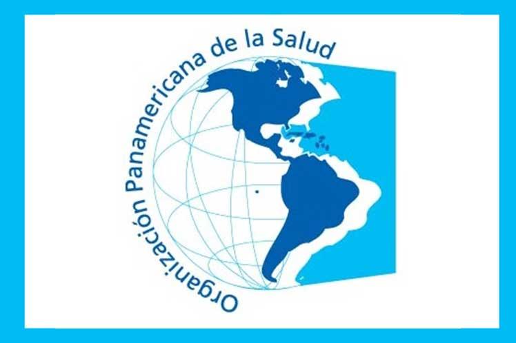 Imagen alegórica a la Organización Panamericana de la Salud (OPS)