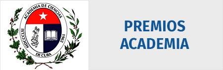 Premios de la Academia de Ciencias de Cuba