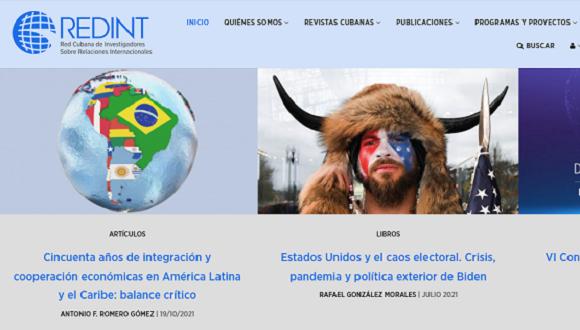 Red Cubana de Investigadores sobre Relaciones Internacionales