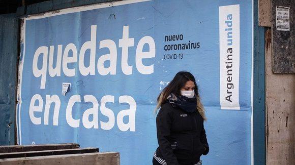 La pandemia de la COVID-19 sigue expandiéndose por Argentina