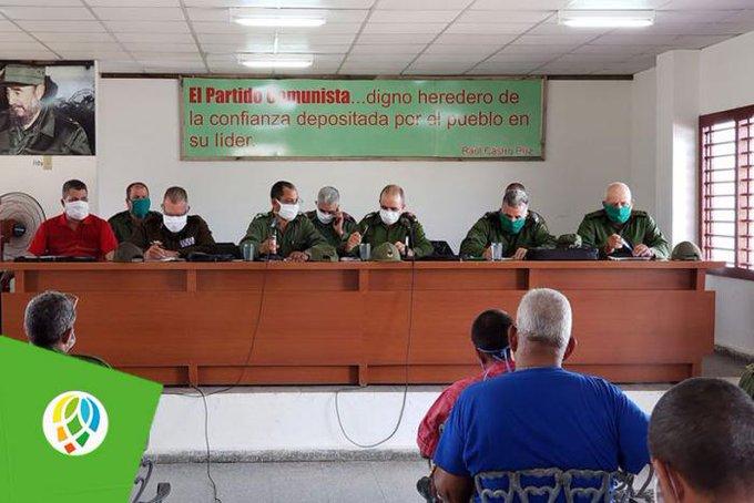 Autoridades de Pinar del Río