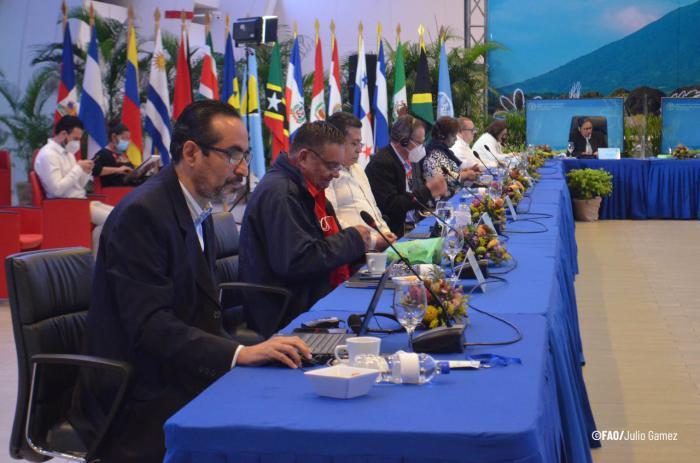 Conferencia de FAO Américas Foto: FAO