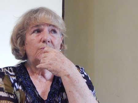 Doctora Lilliam Álvarez