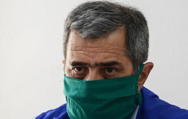 Dr. José Moya, representante de la Organización Mundial de la Salud (OMS) en Cuba. (Foto: Cubasí)