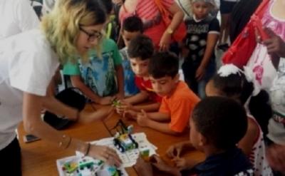 Robótica y automática en la escuela cubana