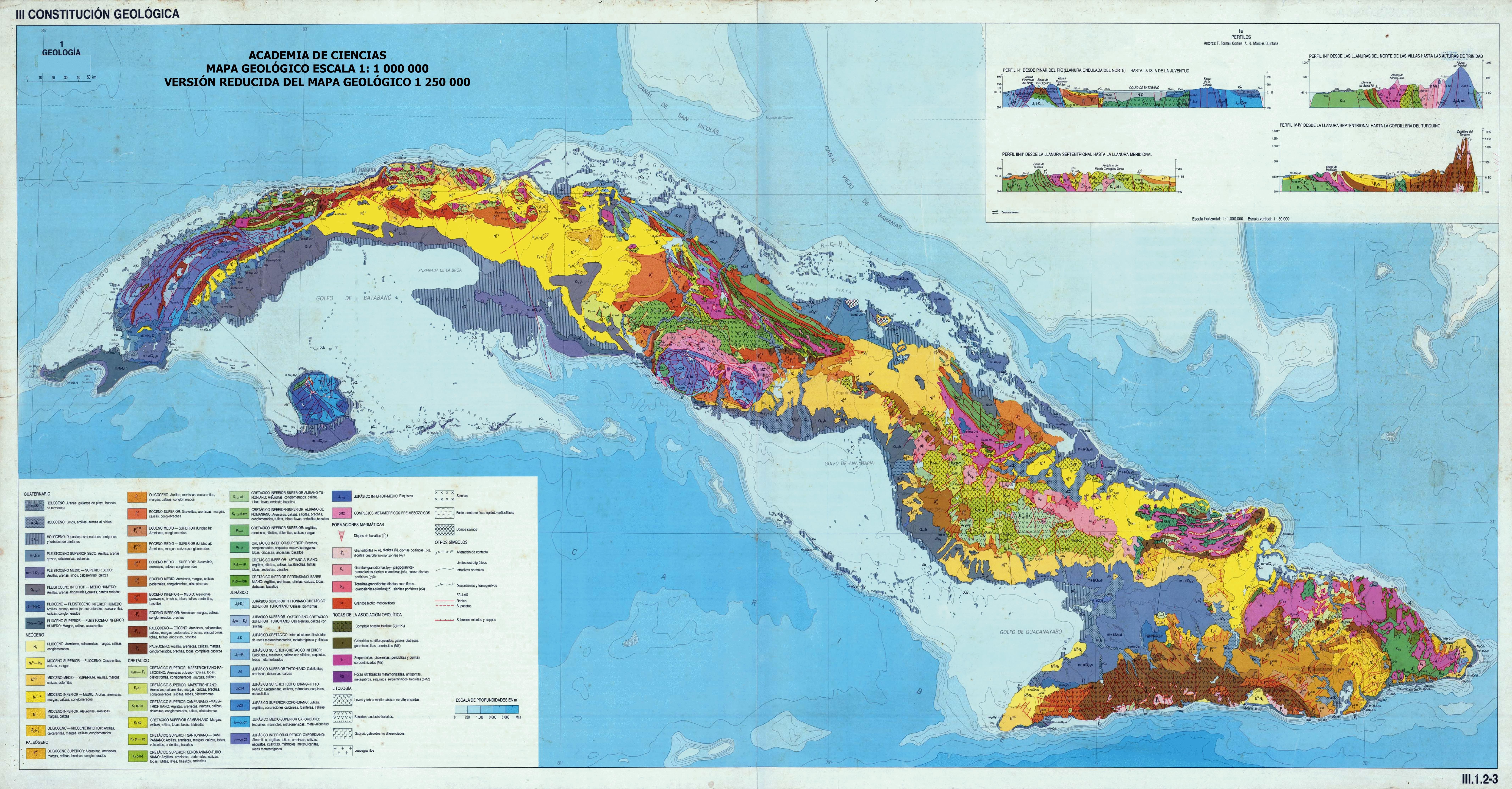 Biblioteca Digital Cubana de Geociencias