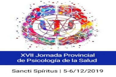 """Cartel alegórico a la  XVII Jornada Provincial de Psicología de la Salud \""""Psicoyayabo 2019\"""