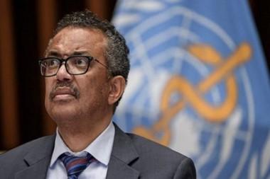 El director general de la Organización Mundial de la Salud (OMS), Tedros Adhanom Ghebreyesus Foto: Reuters.