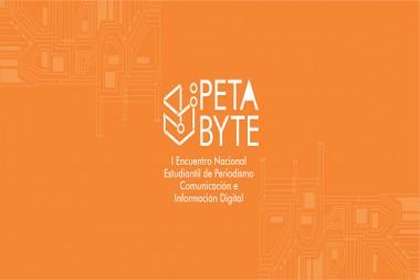 Cartel alegórico a Petabyte 2021